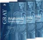 Anatomia Gray. Pytania testowe. Tom 1-3 (komplet)