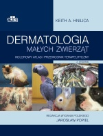 Dermatologia małych zwierząt. Kolorowy atlas i przewodnik terapeutyczny