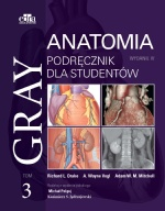 Gray Anatomia. Podręcznik dla studentów. Tom 3