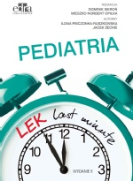 LEK last minute. Pediatria