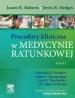 Procedury kliniczne w medycynie ratunkowej. Część 1