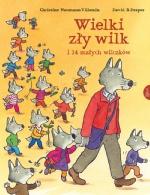 Wielki zły wilk i 14 małych wilczków